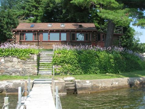 Lake George Friendly Cabins by Log Cabin On Lake George Dock Space Vrbo