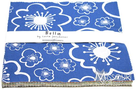 Missouri Quilt Company Fabrics 10 quot squares lotta jansdotter windham fabrics