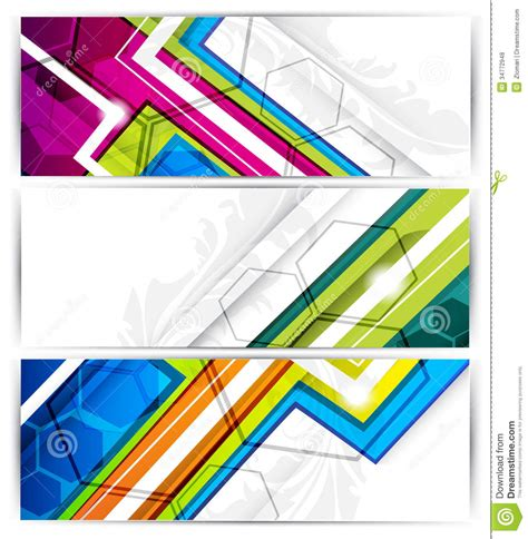 abstract geometric design elements vector abstract vector background royalty free stock photos