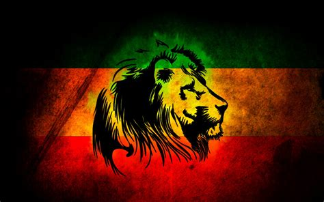 imagenes de leones rastafari reggae en su nueva expresi 243 n la bandera reggae