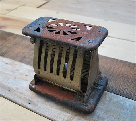 Antique Toaster For Sale vintage antique rustic toaster flopper style likely