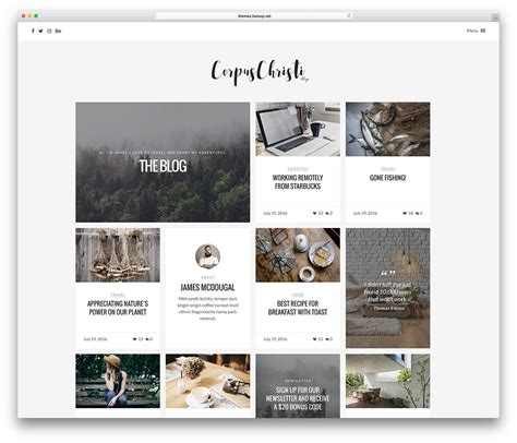 grid style templates 20 masonry grid style themes 2017 colorlib