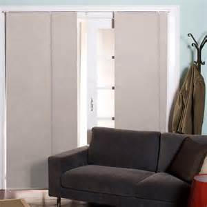 Sliding Panel Curtains Cameo Sliding Door Curtain Panel Set