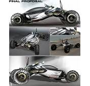 WordlessTech  Honda Synergy Off Road Buggy Concept