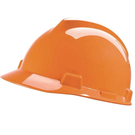 Safety Helmet Viva Fas Trac msa v gard safety helmet with fas trac harness rsis