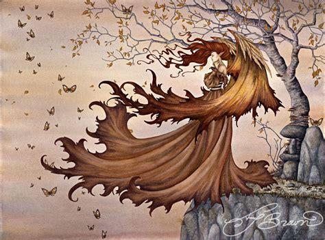 dessins illustrations peintures de f 233 es elfes lutins