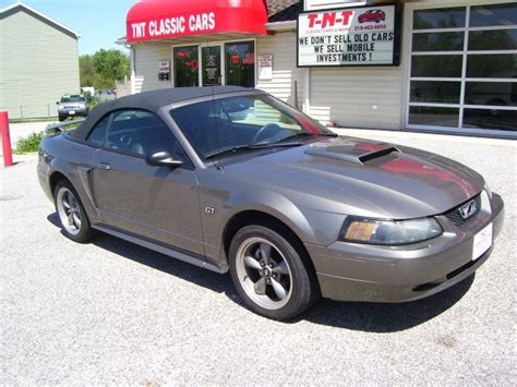 2002 ford mustang gt specs