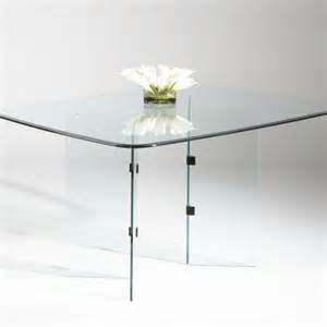 all glass dining room table marceladick com