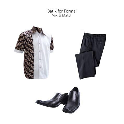 Kemeja Casual Formal Pria Katun Abu Hitam Inficlo Spx 503 Ori Original mix match kemeja batik pria medogh untuk acar formal maupun casual