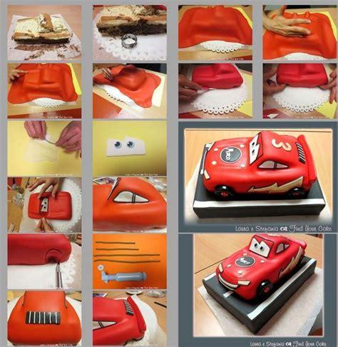 cars kuchen cars mini tutorial motivtorten kuchen und torten