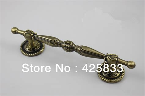 contemporary decorative drawer pulls cabinet knobs by 10pcs 64mm bronze modern furniture wardrobe decorative