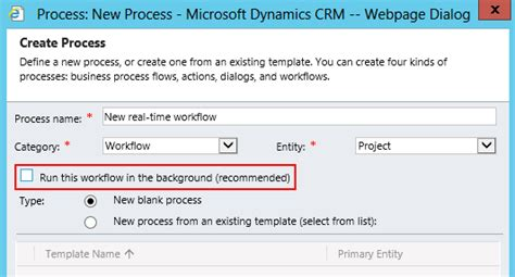 workflow in crm getting your around dynamics crm 2013 processes part 2