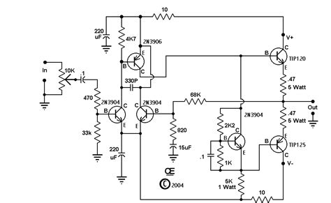 transistor driver lifier power lifiers