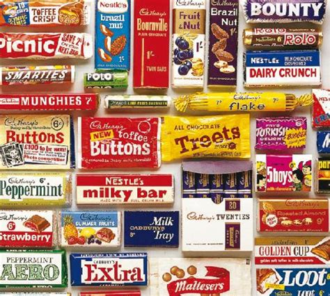 Retro sweets   Picture of Museum of Brands, Packaging and