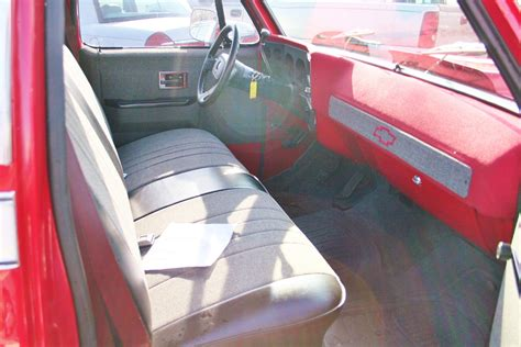 1978 Chevy Truck Interior by 1978 Chevrolet C10 Interior Pictures Cargurus