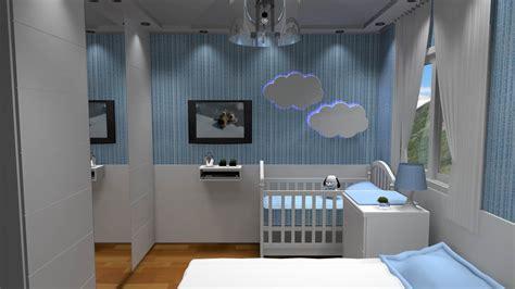 Ikea Closet Design by Quartos De Bebe Barbara Borges Projetos 3d