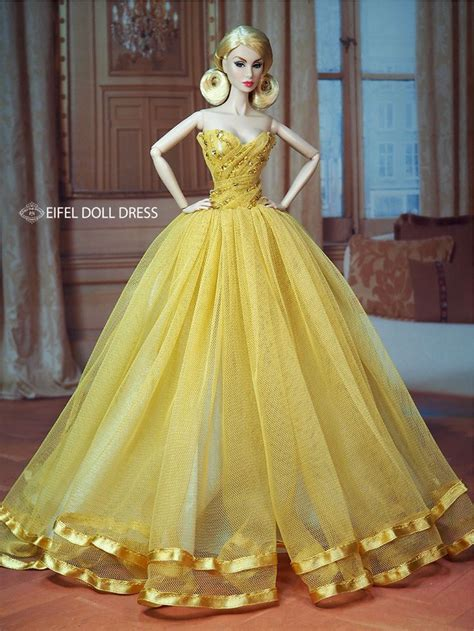 fashion doll dress 1000 images about beaute on