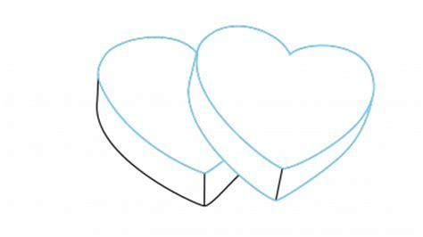 how to draw valentines day pictures step by step how to draw chocolates s day holidays easy