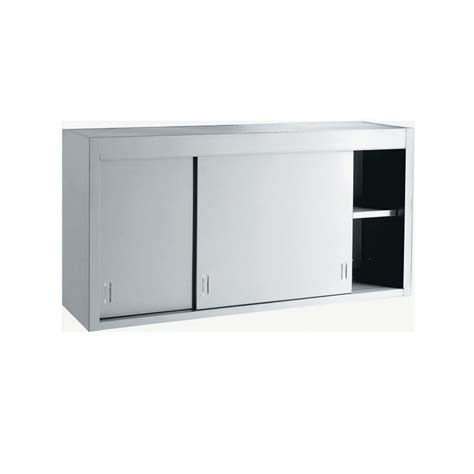 vogue wall cupboard 600x900x300mm stainless vogue stainless steel wall cupboard 900mm ce150