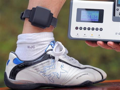 illegal aliens arrested complain about ankle monitors