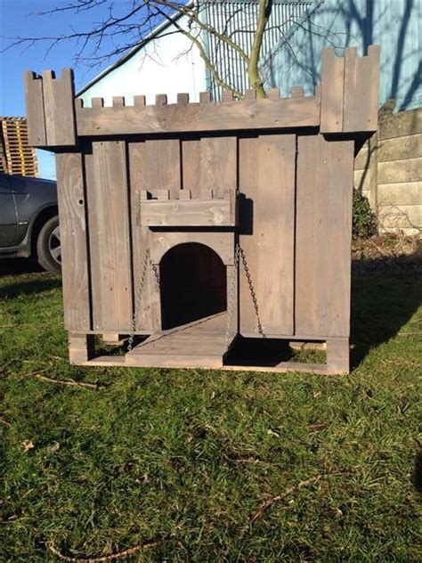 cool dog houses build a dog house out of pallet pallet dog house pallet