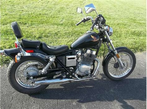 1985 Honda Rebel by 1985 Honda Rebel 250 For Sale On 2040 Motos