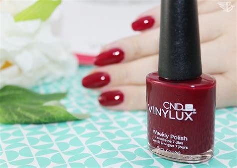 nagellack teppich wie gut ist der neue cnd vinylux nagellack beautyblog