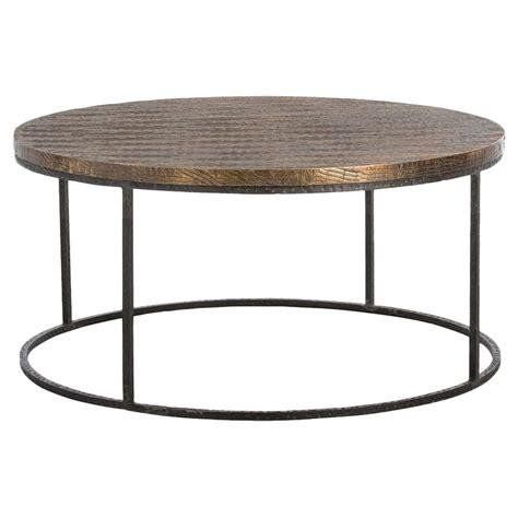 coffee tables furniture bazaar auron bazaar scored brass antique iron coffee table