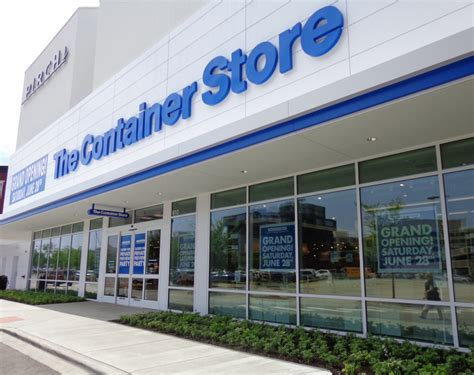 the container store grand opening celebration at the container store oak brook