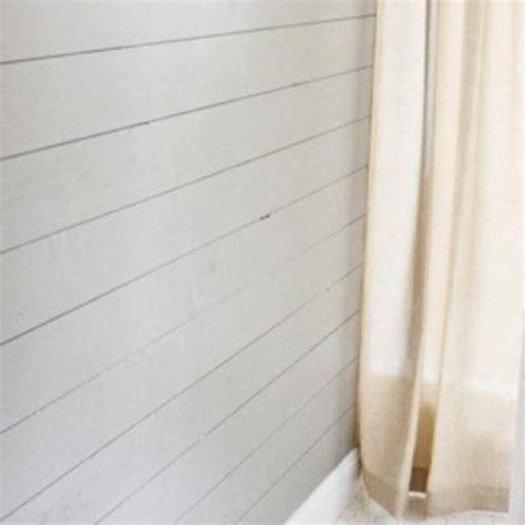 Wainscot Plank Paneling Wood Plank Wall Tutorial Wood Paneling My Do It