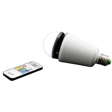 bluetooth light bulb speaker home depot acoustic research mission style indoor outdoor wireless