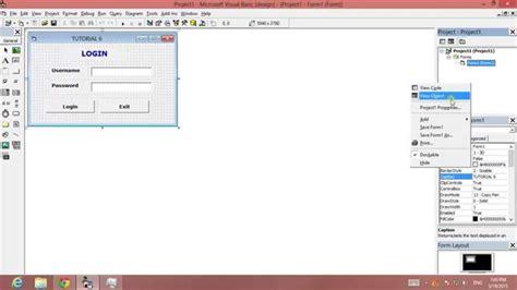 javascript tutorial tamil visual basic 6 vb 6 tamil tutorial 6 form