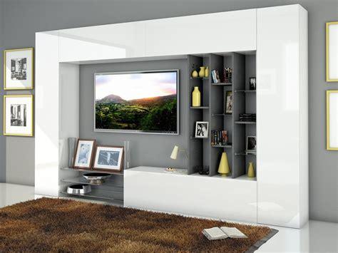 soggiorno moderno bianco soggiorno moderno torino porta tv bianco composizione parete