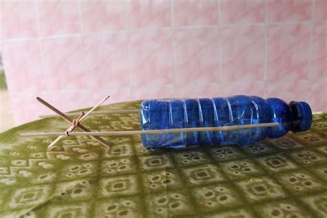 membuat kapal mainan dari barang bekas botol bekas jadi kapal pegas kenapa tidak oleh tuti bee