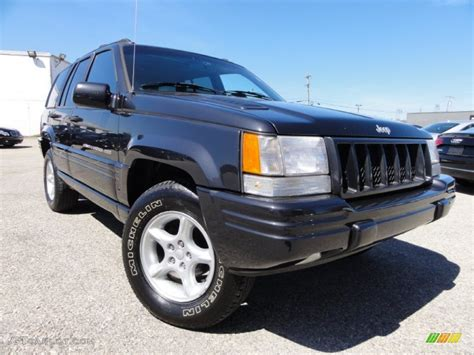 1998 black jeep grand 5 9 limited 4x4 63242593 gtcarlot car color galleries