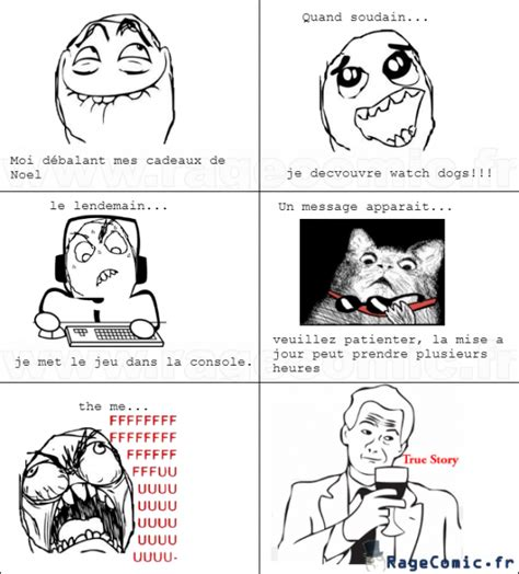 Dogs Rage Tag Console Rage Comics Francais Troll