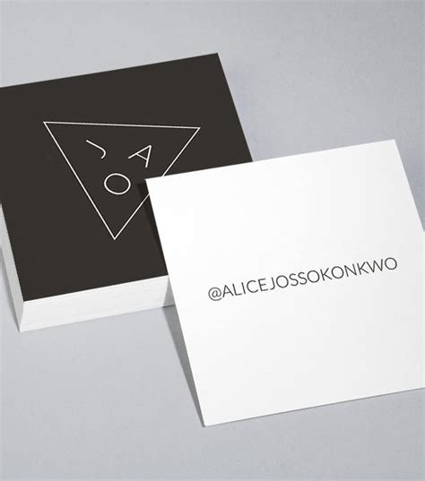 Moo Design Templates Business Cards by 25 Best Ideas About Square Business Cards On