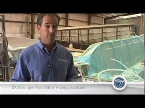 edgewater boats construction technology and construction edgewater powerboats youtube