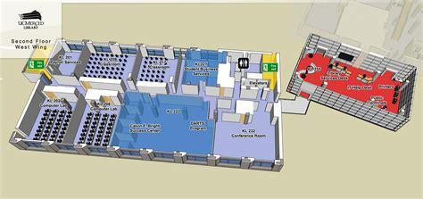 uc merced library room reservation kolligian library floor maps uc merced library
