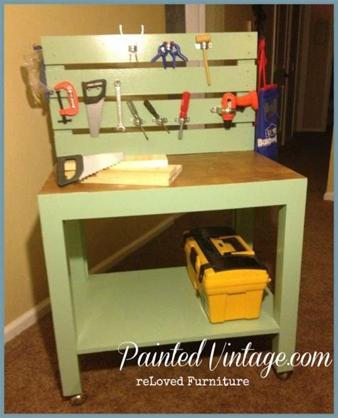 kids work bench plans diy workbench kids pdf woodworking