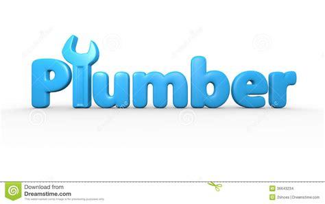 Fix Faucet Leak Plumber Text Logo Stock Illustration Illustration Of Leak