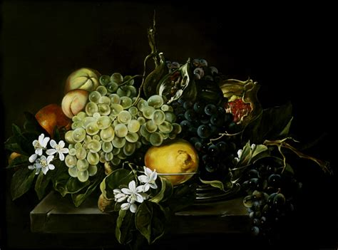 quadri natura morta fiori la tavola fiamminga natura morta di frutta e fiori