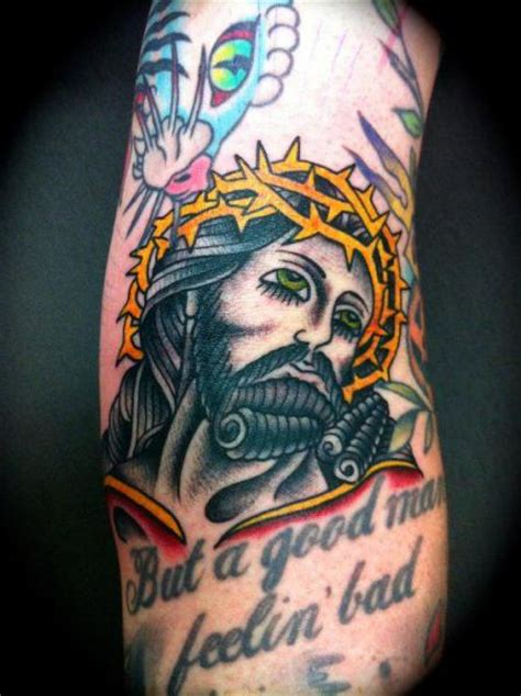 new school jesus tattoo tatuagem bra 231 o jesus religiosas por da vinci tattoo