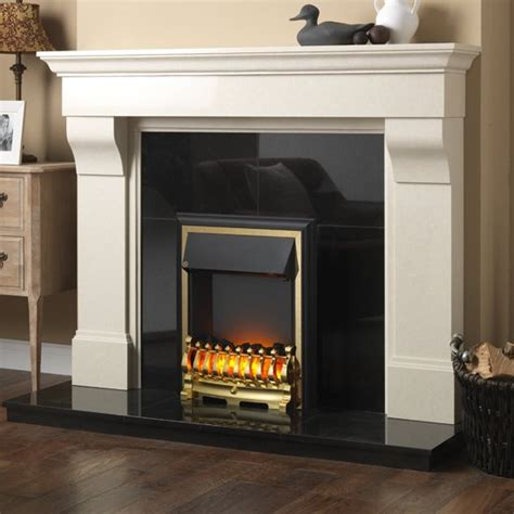 Fireplaces Surrounds by Mantles Surrounds