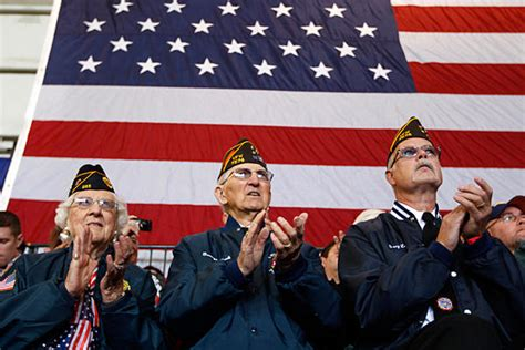 Free Mba For Veterans by Should Veterans Endorse Presidential Candidates