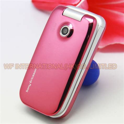 Hp Flip Sony Ericsson aliexpress buy original sony ericsson z610 z610i mobile phone flip unlocked cellphone pink