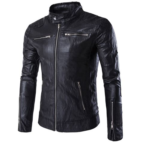 jacket design new aliexpress com buy 2016 new brand biker leather jackets