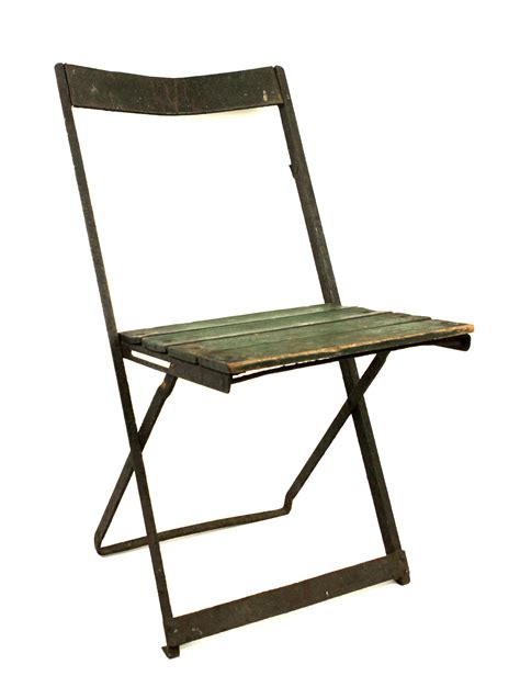 Fold Up Chair by Lot Detail 1940s 60s Chicago Cubs Stadium Fold Up Chair