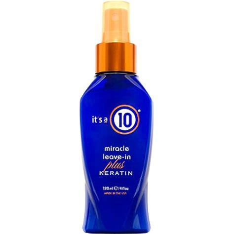 creatine treatment miracle leave in plus keratin ulta