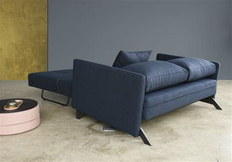 Cubed Sofa Bed by Cubed 140 Sofa Bed Arms 528 Mixed Blue 3 Edit
